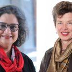 Professors Charu Kaushic and Deborah Cook